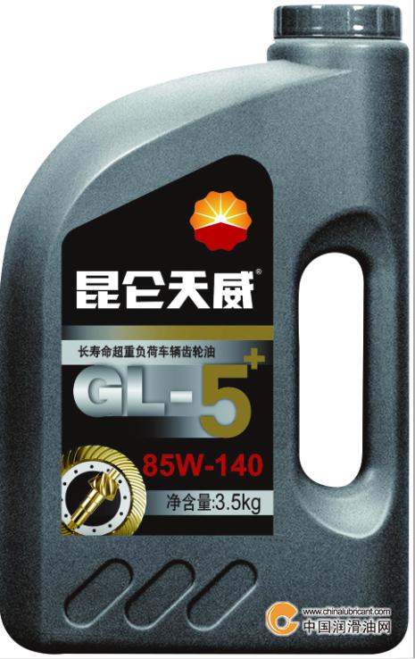 昆仑天威GL-5+齿轮油:卡车中国专为行驶重路况韩国代购迷彩羽绒服图片