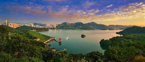 东深供水工程 香港