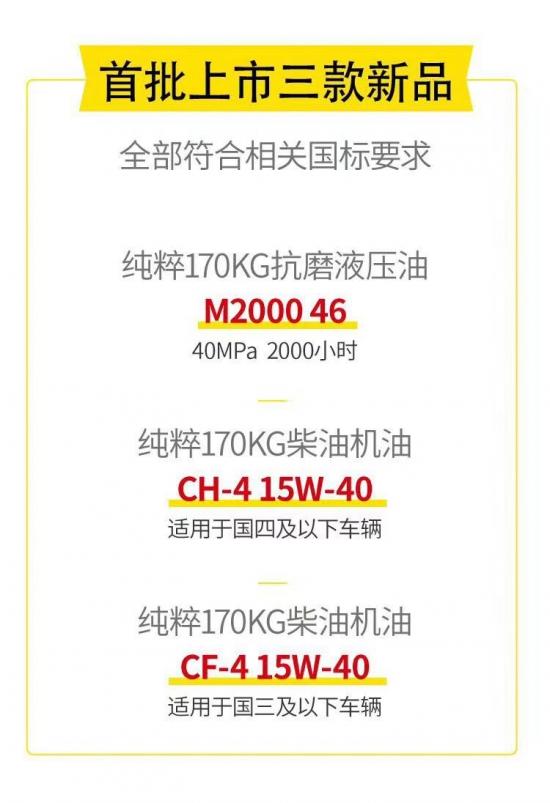 统一润滑油纯粹系列产品上市4
