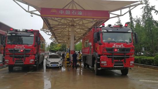 中国石油升级安全管控迎战河南重大汛情 中国润滑油网