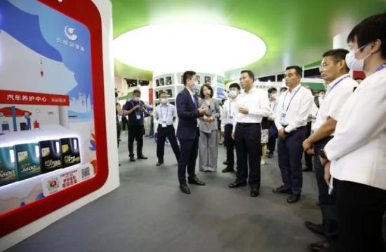 长城润滑油第18届东盟博览会首秀