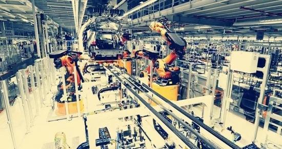 中国制造业已连续11年位居世界第一